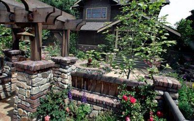 A Craftsman consciousness bungalow