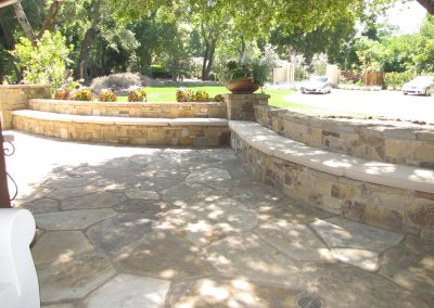 Talieh Finished yard 055